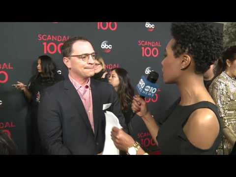 Joshua Malina's longest tv run is thanks to Scandal