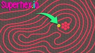 Superhex.io © Awesome Super Fun Superhexio Love Troll Play Again - Superhex io Hack World Record ✓