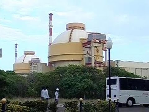 Power from Kudankulam nuclear plant reaches southern grid