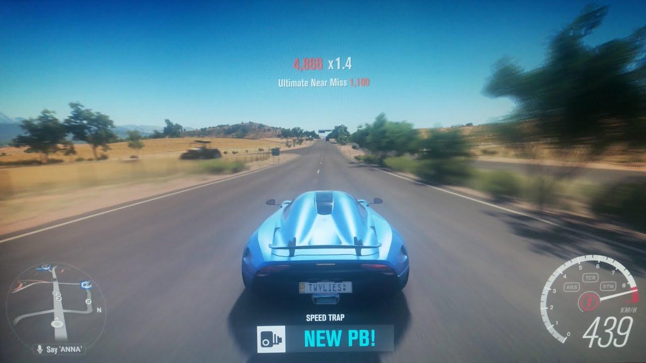 N Forza Horizon 3 Fastest Cars