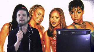 Say My Name (as made famous by Destiny's Child) karaoke