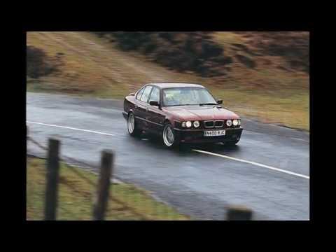 История BMW M5 E34. 6 цилиндров, которые рвали V8 и V12