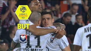 But Jessy DEMINGUET (73') / FC Metz - SM Caen (1-1)  (FCM-SMC)/ 2017-18