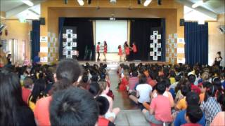 Harmony Day Salsa Dance 2014 Penshurst Public School