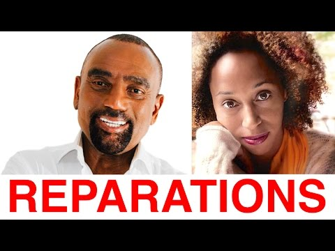"""'You Went """"Black Female"""" on Me'... 'Reparations.Me' Woman Turns Nasty on Jesse"""