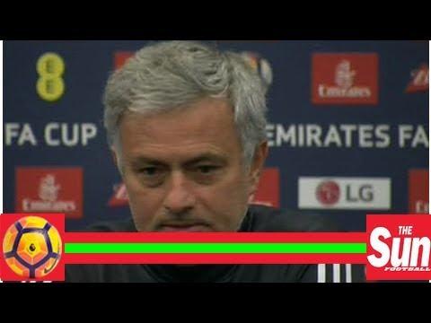 Jose Mourinho plays down Tottenham's home advantage in FA Cup clash