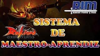 Rakion Latino Nuevo Sistema De Master-Aprendiz Evento De Navidad Diciembre 2013