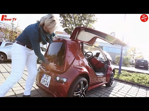 Amazing Vehicles  | Micro Cars | That Will Take You To Another Level 11