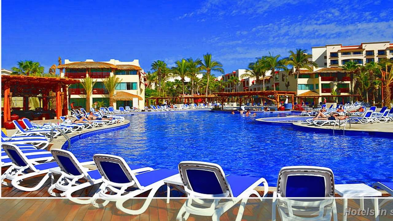San Jose Del Cabo All Inclusive Hotels