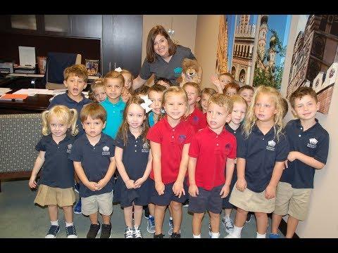The Davis Academy First Day of School 2017!