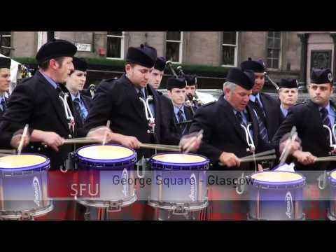 SFU Pipe Band - It's not just pipes