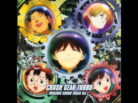 Crush Gear Turbo OST - 衝撃的な登場! (Shocking Appearance!)