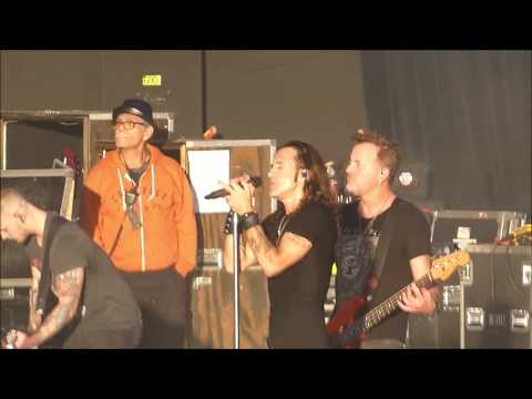 Scott Stapp - With Arms Wide Open 10/27/2018 LIVE At Buzzfest