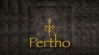 Wardruna - Pertho (Lyrics) - (HD Quality)