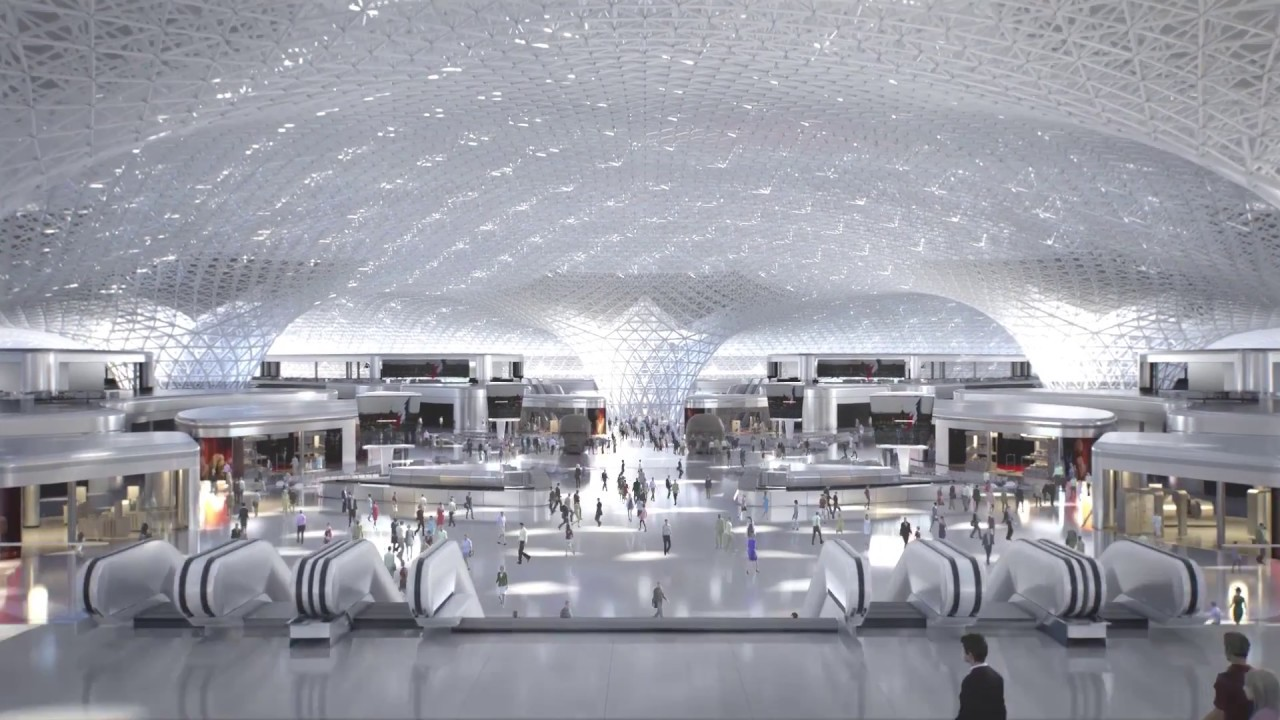 Mexico City's New International Airport Is Pretty Nuts - CityLab