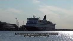 Miksi Huoltovarmuuskeskus tukee Viron ja Ruotsin lipun alla olevia laivoja?