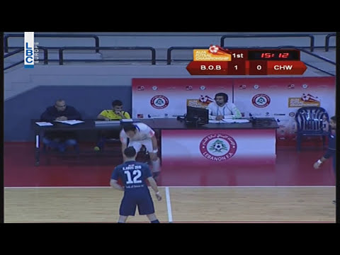 futsal - Bank Beirut vs Choueifat