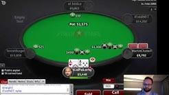 Daniel Negreanu Play High Roller on PokerStars, part 1 || Poker HD 2016