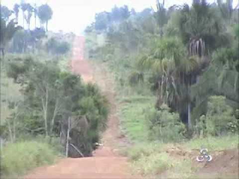 OVNI (UFO) No Iata - Guajará-Mirim - RO - Brasil