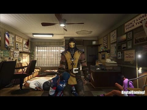 1a09014acf GTA 5 BRUTAL COMPILATION (Grand Theft Auto V Scorpion Funny Thug life)