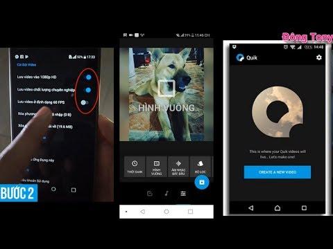 Ứng dụng tạo sửa video quảng cáo trên điện thoại – How to Make a Music Video
