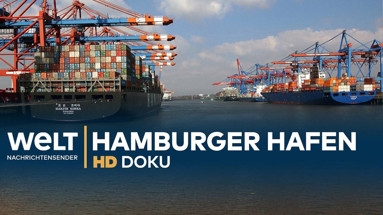 Download Große Schiffe & schwere Lasten im Hafen Hamburg | HD Doku