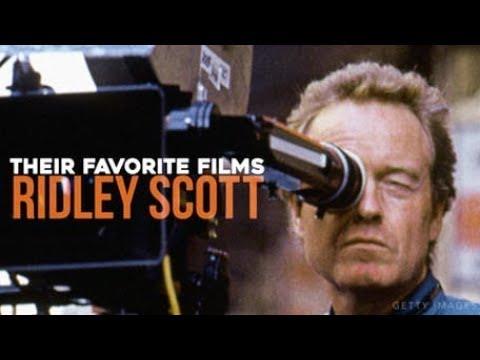Ridley Scott Shares His Favorite Films