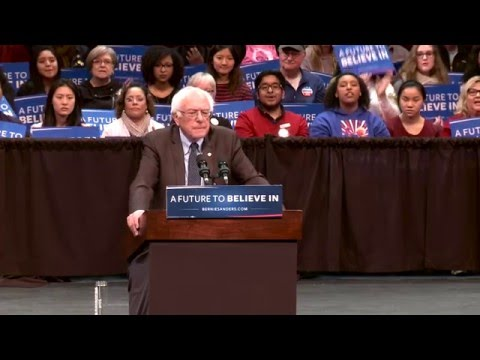 I Prefer Wisconsin to the Homes of Billionaires | Bernie Sanders