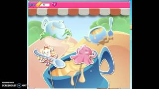 Candy Crush Level 1602 help w/audio tips, hints, tricks