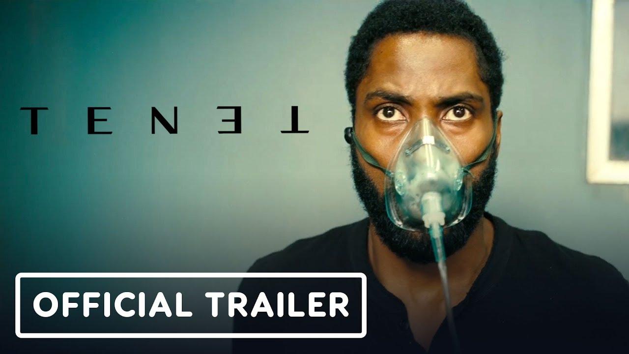 Christopher Nolan S Tenet Official Trailer 2020 John