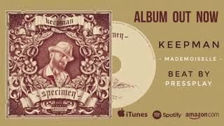 KEEPMAN - MADEMOISELLE (Official Album Specimen)