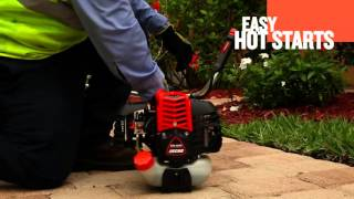 ECHO SRM-2620U ProXtreme Series Brushcutter Video