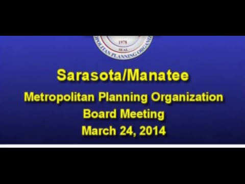 MPO Board Meeting 3/24/2014