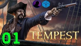 Let's Play Tempest - Co-Op - Ep. 1 - Always Picking Fights!
