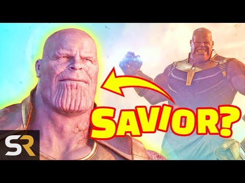 Marvel Theory: Thanos Will Be The Hero Of Avengers Endgame Mp3
