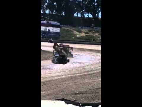 Qrc Outlaw Kart Race Santa Maria speedway