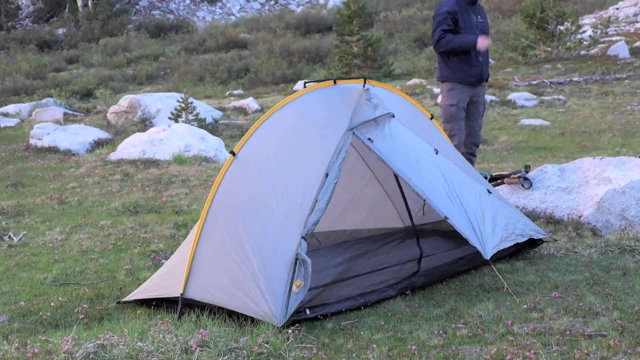 Solo Tents Lightweight & Ten Minute Tent Eureka Solitaire ...