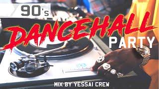 Throwback 90's Dancehall Riddim Megamix VOL.1!!