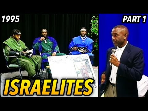 """The Israelites,"" Part 1: 1995, The Jesse Peterson Show, Live Audience"