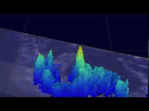 GPM Video of Tropical Depression 6 over the North Atlantic