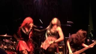 4 - Igniter - Butcher Babies (Live in Winston Salem, NC - 9/6/15)