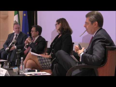 "Evento: ""Free Trade in times of turmoil: European Union and Mexico open for business"""