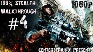 Sniper Ghost Warrior 2 Walkthrough  Part 4 Operation Archangel(xbox360/1080p)