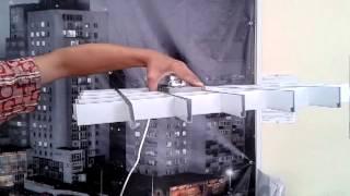 светильник Альбатрос в потолок Грильято(монтаж светильника Альбатрос в потолок Грильято., 2013-08-19T11:32:31.000Z)