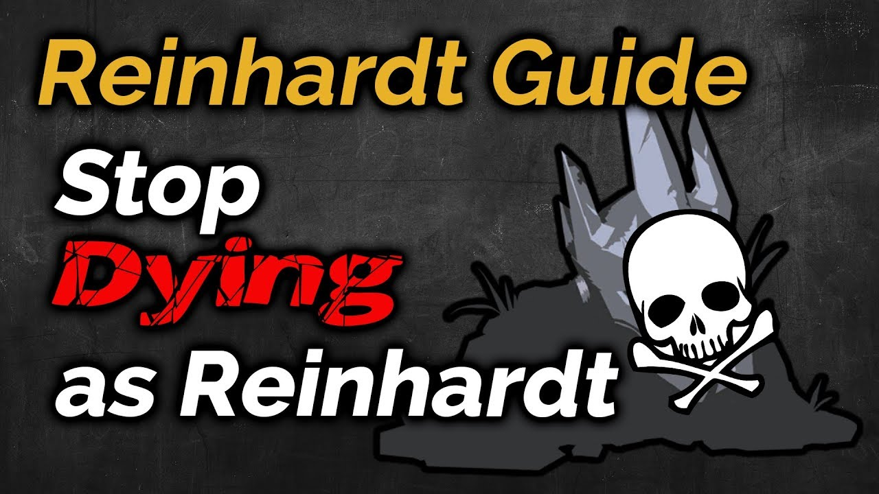 How to stop dying so much as Reinhardt in Overwatch | Dexerto com