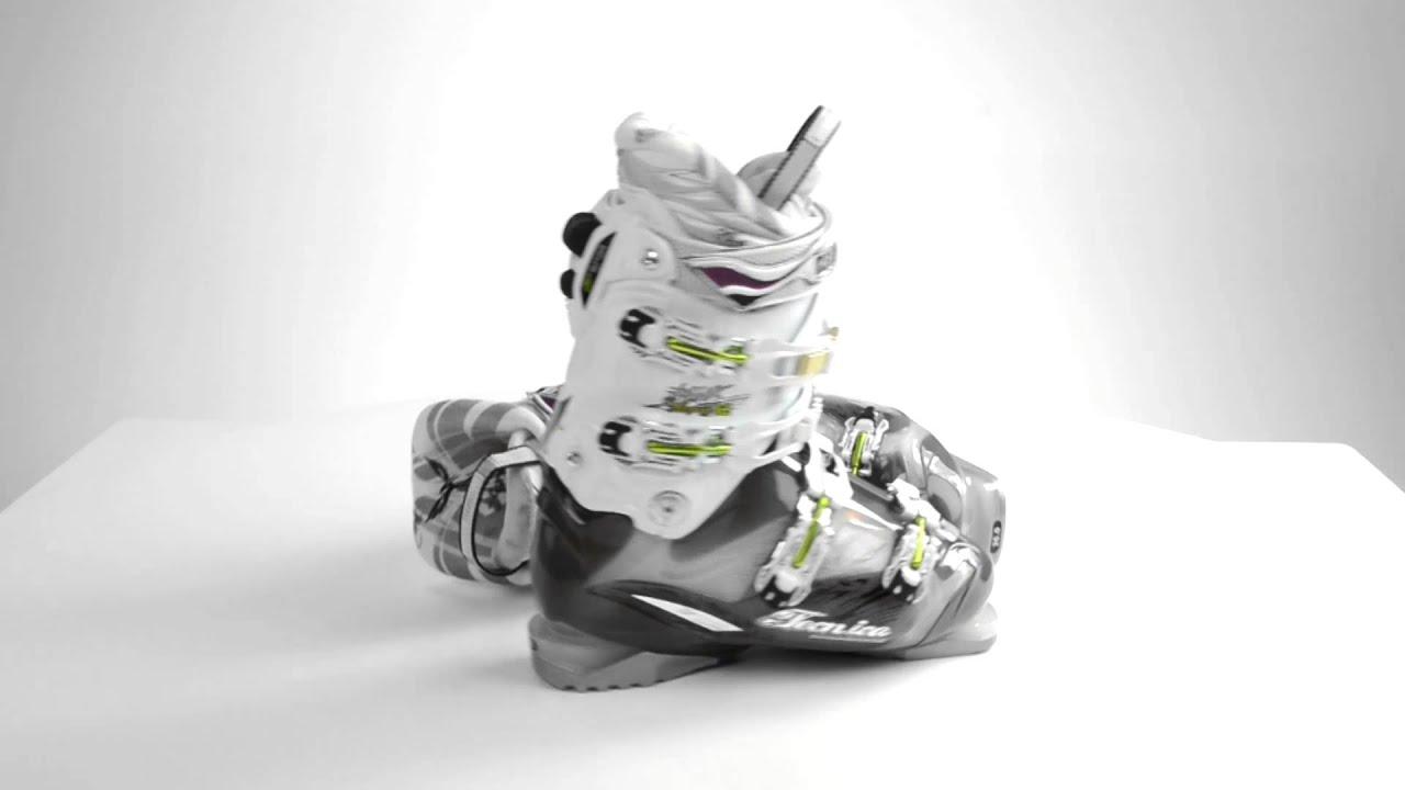 f6d22889ff4 Tecnica 2011/2012 Viva Phoenix 12 Air Shell Alpine Ski Boots (For Women)