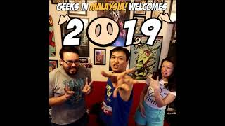"Geeks In Malaysia Archives : Episode 34 - ""MERRY NOO YEAR!"""