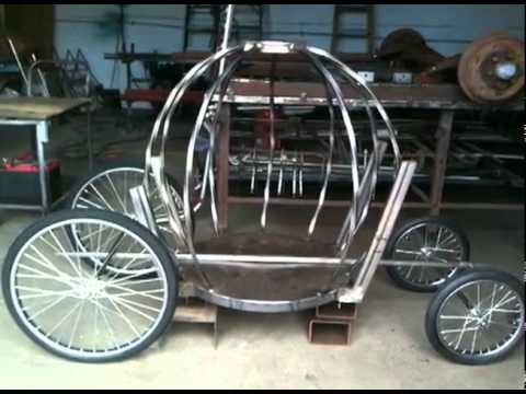 Cinderella carriage carriage rides mini horse carriage for How to build a carriage