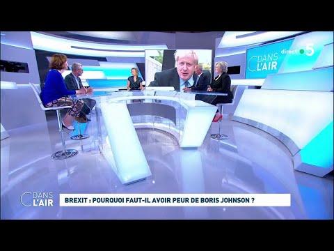 Brexit : Pourquoi faut-il avoir peur de Boris Johnson ? #cdanslair 19.07.2019