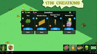 The Simpsons Tapped Out - 100 Random Mystery Box Rewards